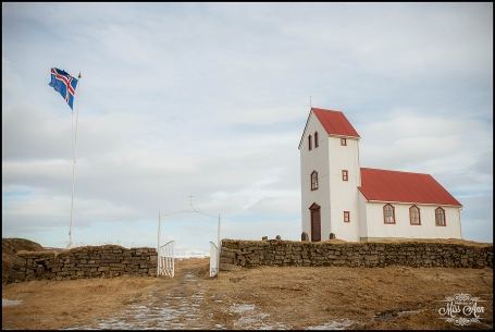 Úlfljótsvatn Church Iceland Wedding