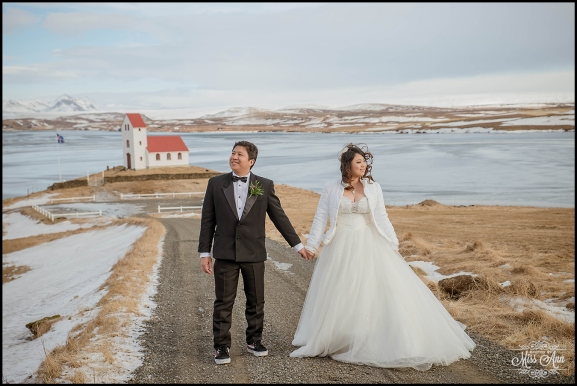 Iceland Wedding Úlfljótsvatn Church