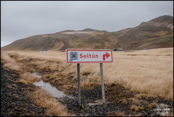 Seltun Iceland Wedding Photos