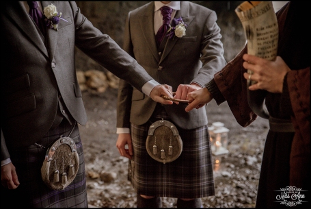 Iceland Asatru Wedding Ceremony