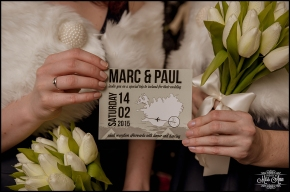 Iceland Wedding Invitations