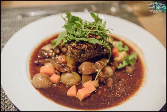 Iceland Wedding Meal Beef Tenderloin