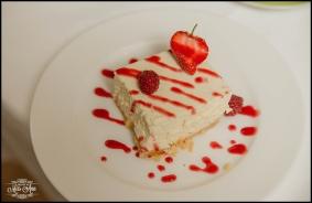 Iceland Wedding Photos Reception Skyr Cake