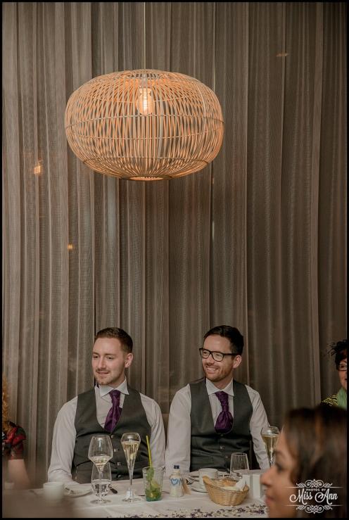 Icelandair VIK Wedding Reception Photos by Miss Ann