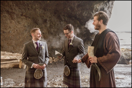 Icelandic Ásatrú Wedding Ceremony