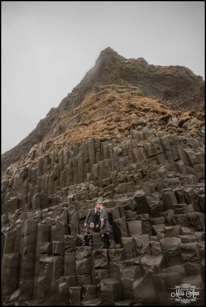 Reynisfjara Iceland Wedding Photographer-2