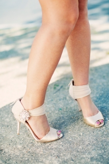 Badgley Mischkas Wedding Shoes