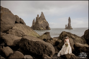 April Wedding Iceland Photos by Miss Ann