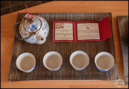 Chinese Tea Ceremony During Iceland Wedding