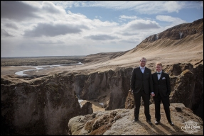 Fjadrargljufur Canyon Wedding Southern Iceland