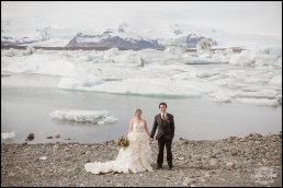 Glacier Lagoon Wedding Iceland