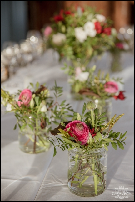 Iceland Wedding Centerpieces