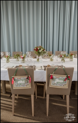 Iceland Wedding Reception Design