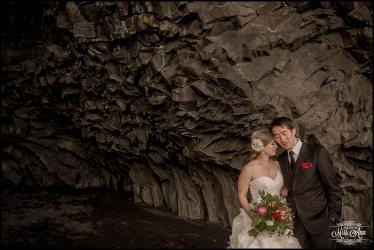 Iceland Wedding Reynisfjara Cave