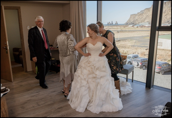 Icelandic Wedding Icelandair VIK