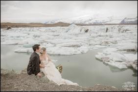 Jokulsarlon Glacier Lagoon Wedding - 8