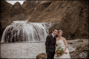 Romantic Iceland Elopement