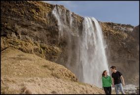 Seljalandsfoss Waterfall E-Session