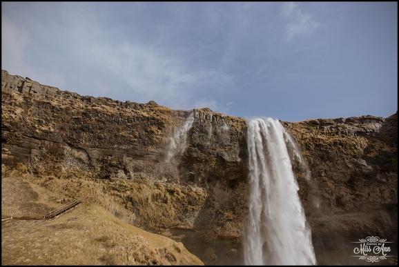 Seljalandsfoss Waterfall Photos by Miss Ann