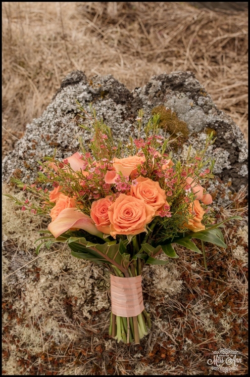 Iceland Wedding Bouquet