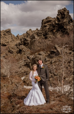 Iceland Wedding Photographer Dimmuborgir Lava Fields-14