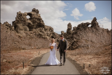 Iceland Wedding Photographer Dimmuborgir Lava Fields-9