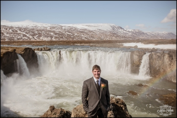 Iceland Wedding Photographer Godafoss Waterfall-6
