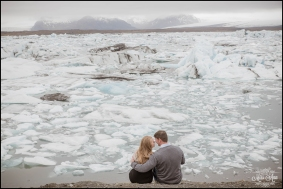 Glacier Lagoon Wedding Iceland Jökulsárlón