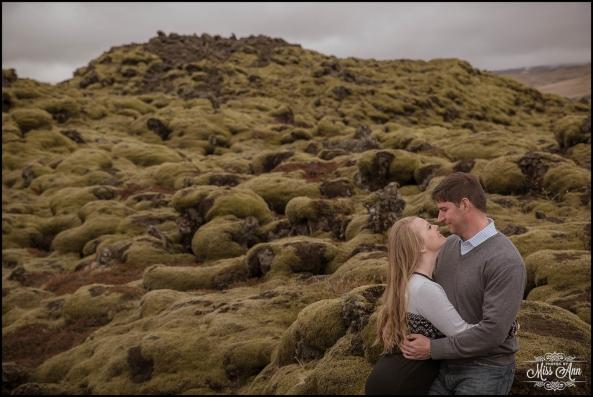 Iceland Wedding Photographer Lava Fields