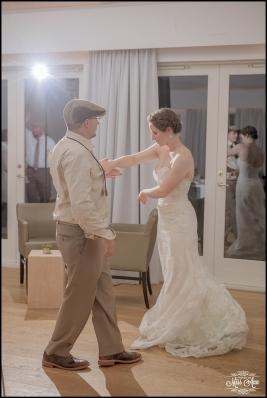 Iceland Destination Wedding Reception First Dance