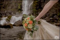 Iceland Wedding Bouquet