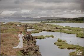 Iceland Wedding Photographer Thingvellir National Park