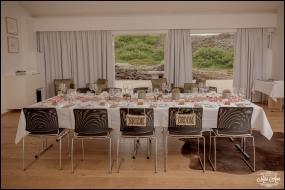 Iceland Wedding Reception ION Luxury Adventure Hotel