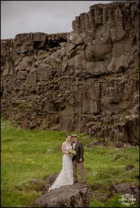 Iceland Wedding Thingvellir National Park