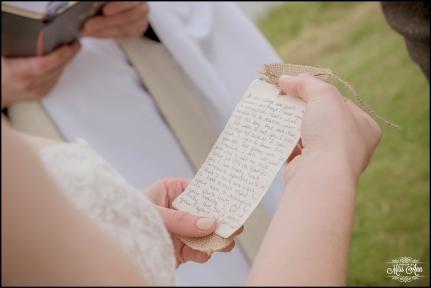 Iceland Wedding Vows