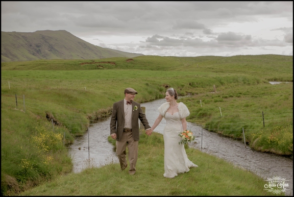 Keldur Sod Farm Wedding Day