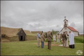 Keldur Sod Farm Wedding Iceland
