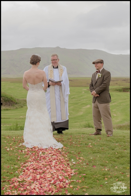 Southern Iceland Wedding