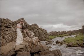 Thingvellir National Park Wedding Iceland-3