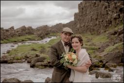 Thingvellir National Park Wedding Iceland-4