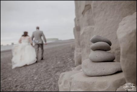Iceland Beach Wedding Photographer Photos by Miss Ann