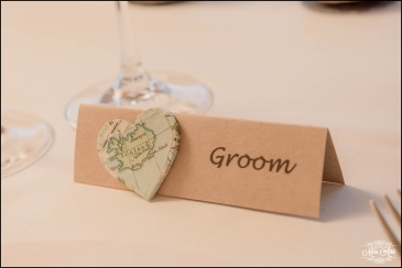 Iceland Wedding Details Place Cards
