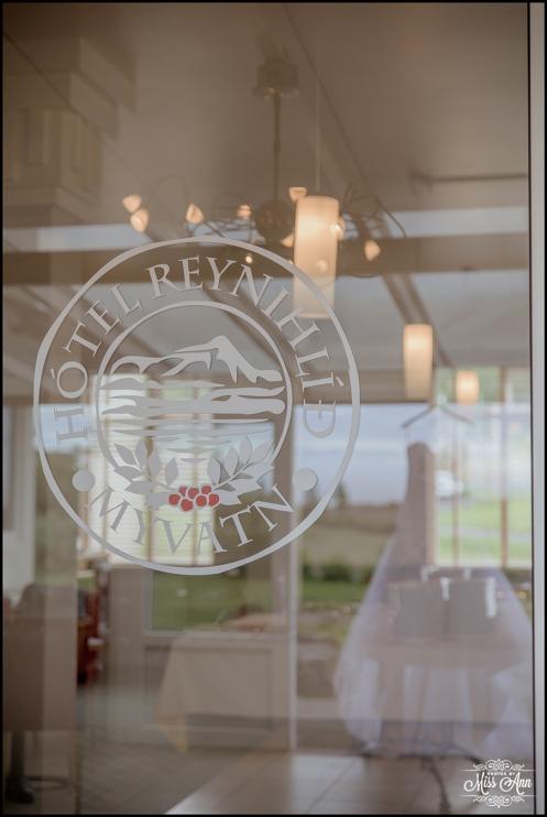 Iceland Wedding Hotel Reynihlid
