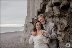 Iceland Wedding Photographer Black Sand Beach