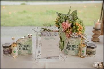 Iceland Wedding Reception Favors