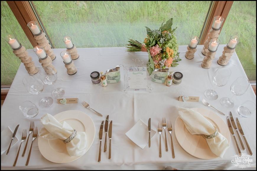 Iceland Destination Wedding Reception Table Setup Iceland Wedding