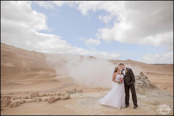 Northern Iceland Wedding Phtoos Namaskard