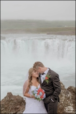 Waterfall Wedding Iceland