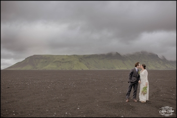 Iceland Glacier Wedding-1