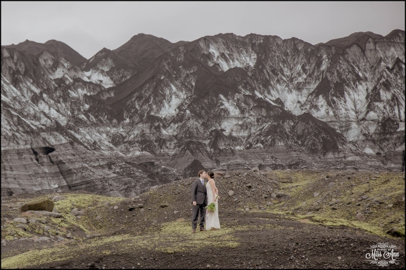 Iceland Glacier Wedding-3